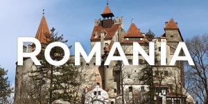 Destinations Romania